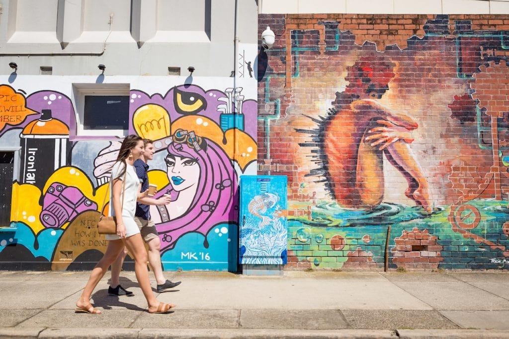 Albury Wodonga street art