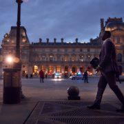 The Louvre EMMANUEL GUIMIER /NETFLIX